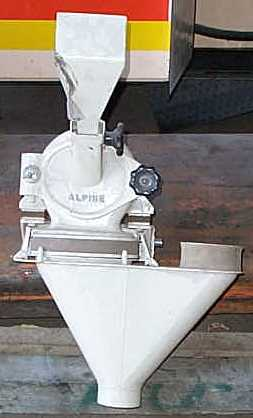 Alpine Model-100LU, Universal Mill, Laboratory Grinder