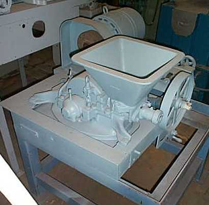 1 SH Mikro Pulverizer, Steel- parts machine