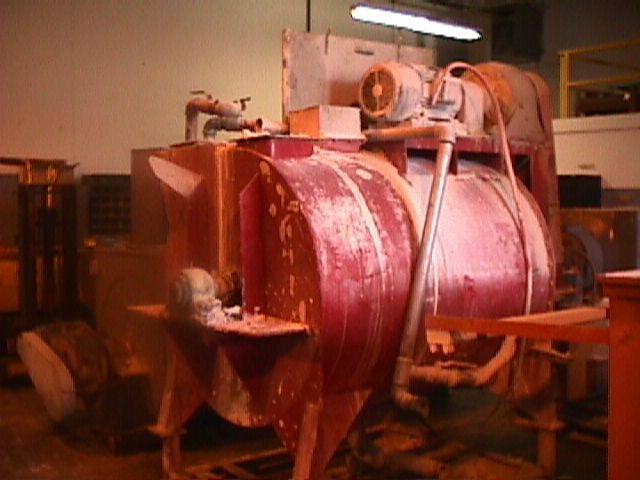 450 Gallon Horizontal Paste/ Chocolate Mixer,S/S