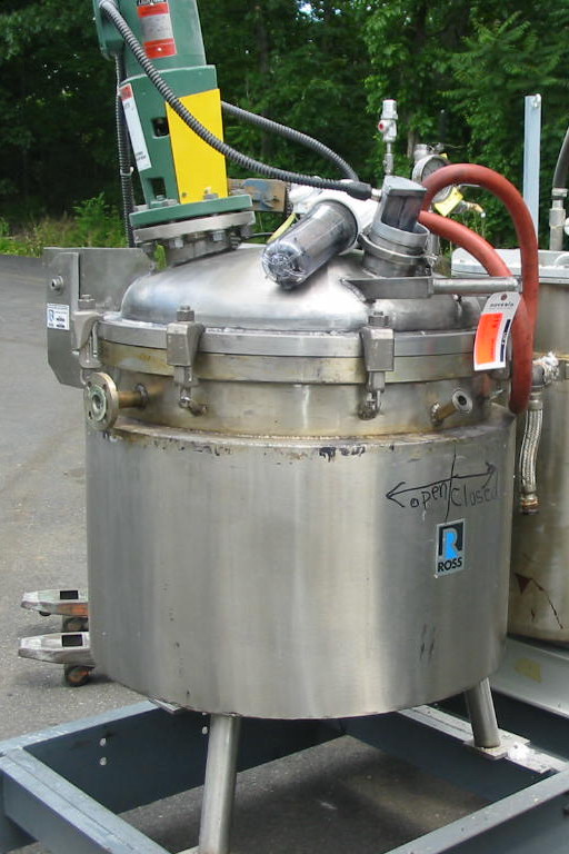 50 gal. Ross Reactor, Stainless Steel